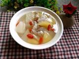 苹果雪梨瘦肉汤的做法[图]