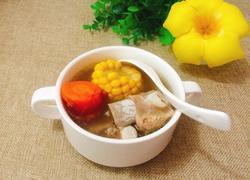 红萝卜玉米猪骨汤
