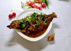 糖醋鳜鱼(桂鱼)