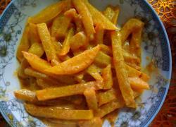 蛋黄焗土豆