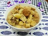 豆腐肉丸汤的做法[图]