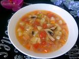 意大利蔬菜汤的做法[图]