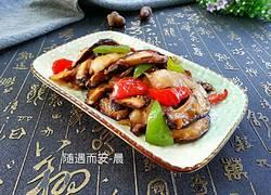 小炒鲜香菇