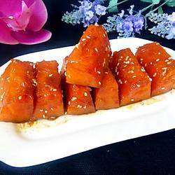 日式煮南瓜