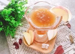 冰糖雪梨苹果汁