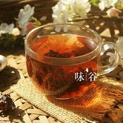 洛神花枸杞茶