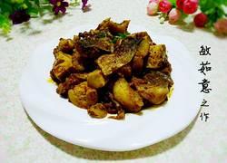 鲢鱼焖豆腐