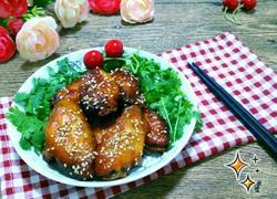 光波炉烤鸡翅
