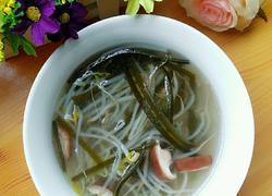 海带豆芽汤