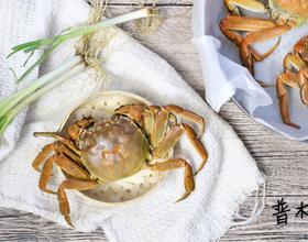 清煮螃蟹[图]