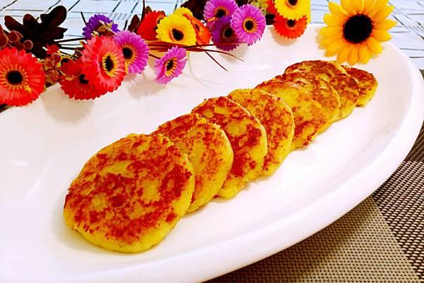 培根土豆饼