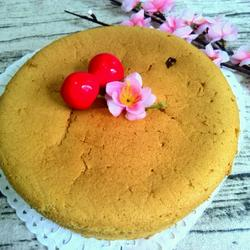 蔓越莓炼乳蛋糕