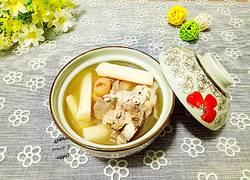 猪骨山药汤