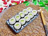 紫菜卷寿司的做法[图]