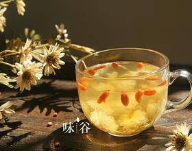 金银花菊花茶[图]