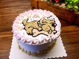小狗蛋糕的做法[图]