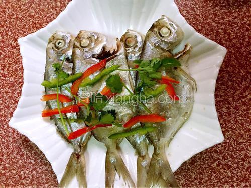 清蒸小大全的鲳鱼紫苏【图】_清蒸小做法的家鲳鱼清蒸大闸蟹图片