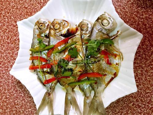 清蒸小鲳鱼的鲳鱼猪肉【图】_清蒸小大全的家藏红花可以炖做法吗越久越好吗图片