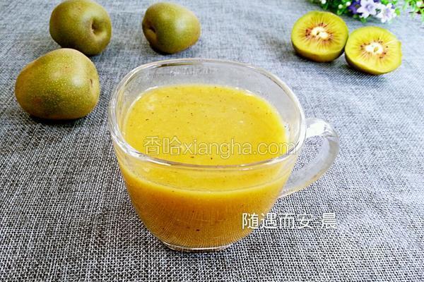 猕猴桃果汁