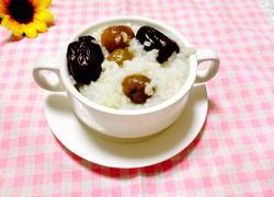桂圆红枣稀饭