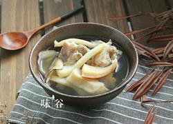 海底椰响螺肉汤