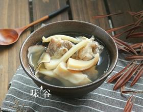 海底椰响螺肉汤[图]