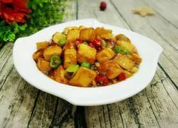 红烧嫩豆腐