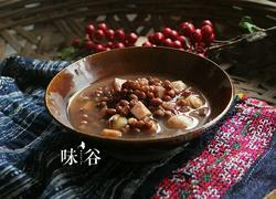 红豆莲子茯苓汤