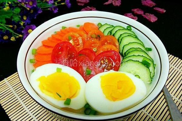 韩式豆浆面