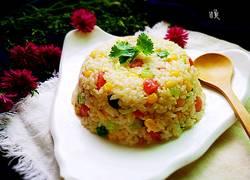 玉米火腿蛋炒饭