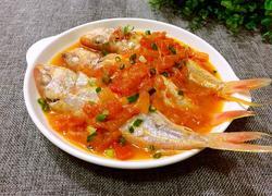 番茄红烧鱼