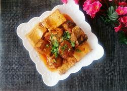 香辣鳕鱼炖豆腐