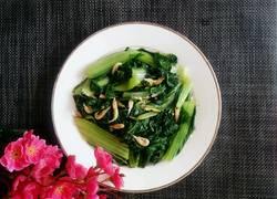 耗油虾米小白菜