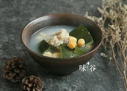 冬瓜干贝排骨汤