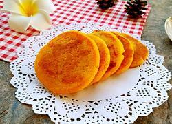香葱南瓜饼