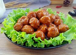 焦溜豆腐丸子