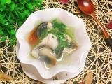 皮蛋鱼片汤的做法[图]