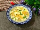 玉米蛋花汤的做法[图]