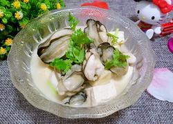 海蛎焖豆腐