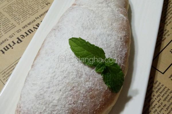 面包爱上蛋糕