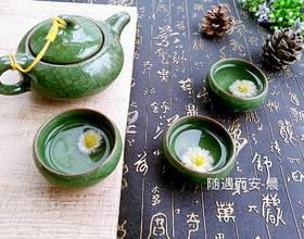 柠檬蜂蜜菊花茶[图]