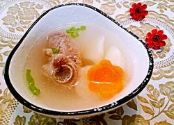茭白排骨汤
