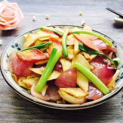 洋葱炒杏鲍菇的做法[图]