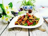 豆豉双椒炒鹅肉的做法[图]