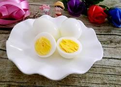 白水煮鸡蛋