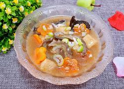 海参豆腐煲