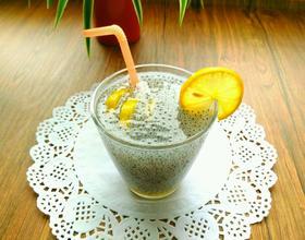柠檬兰香子饮[图]