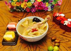 花胶煲鸡汤