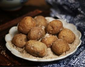 盐烤土豆[图]