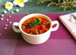 番茄烩牛肉